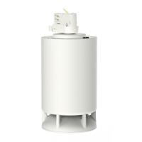 Spottune Omni Track kabelloser Lautsprecher für 3-Phasen-Stromschienen weiß