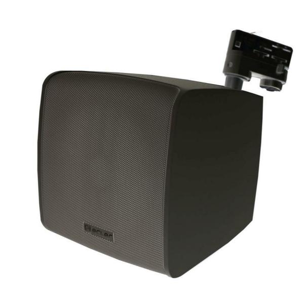 Ecler WiSpeak CUBE kabelloser Lautsprecher für die 3-Phasen-Stromschiene