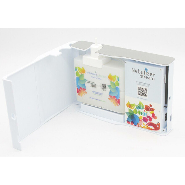 The Aroma Trace - Nebulizer/Diffuser für Aroma-Öl